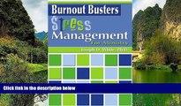 Big Sales  Burnout Busters: Stress Management for Ministry (Burnout Busters) (Burnout Busters)