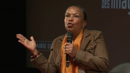 Rencontre avec Christiane Taubira