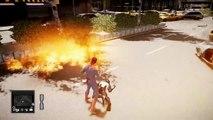 Amazing Spider-man vs Black Spider-man - Bloody Battle - Grand Theft Auto