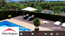 Villas Buigues-Real estate in Moraira Costa blanca REF-VB128