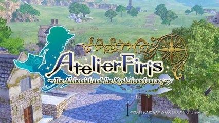 Atelier Firis : The Alchemist of the Mysterious Journey : Trailer d'annonce