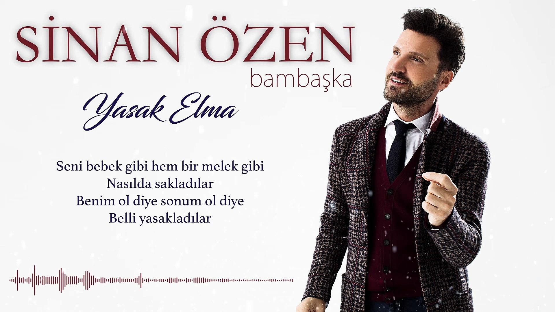 Sinan Özen Yasak Elma Yeni Albüm 2017