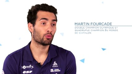 Souvenirs d'Athlètes - Martin Fourcade