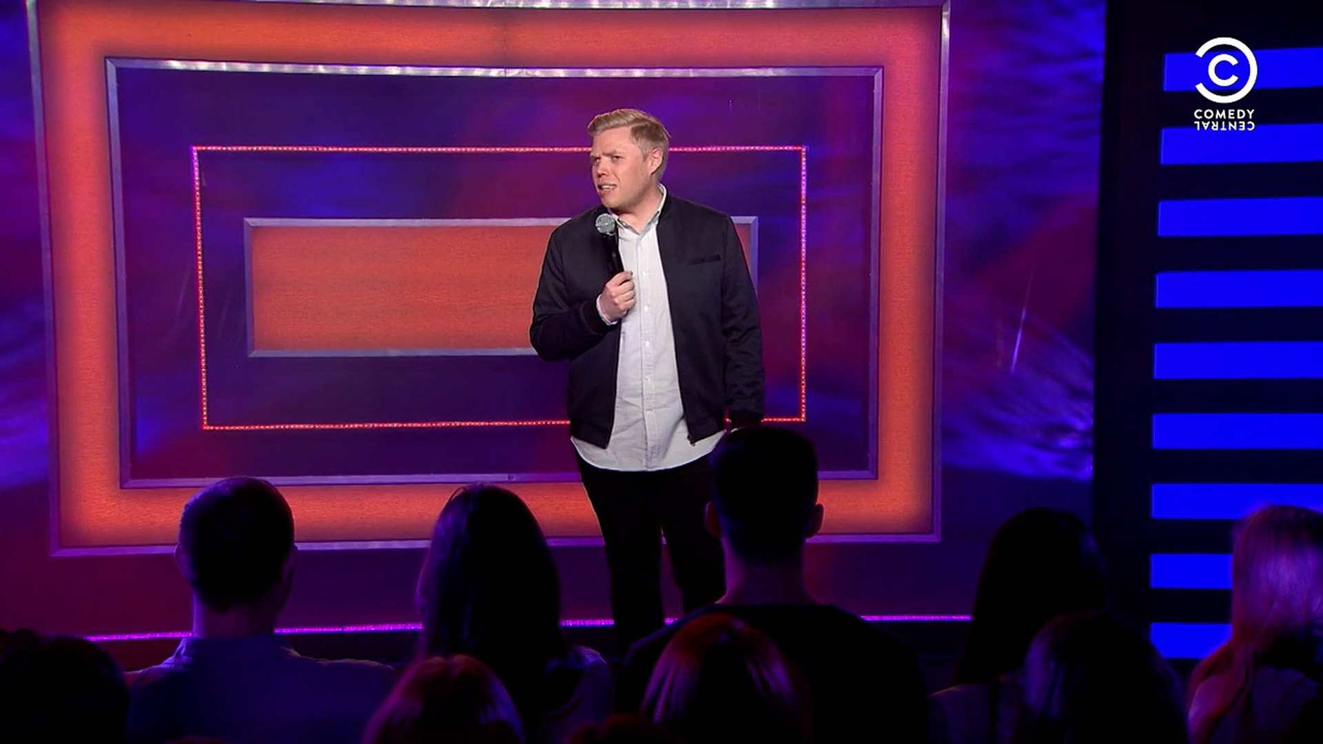 Rob Beckett on Tequila Admin | Comedy Central At The Comedy Store