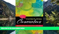 Deals in Books  Content-Area Conversations: How to Plan Discussion-Based Lessons for Diverse