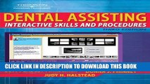 [DOWNLOAD] EPUB Dental Assisting Interactive Skills and Procedures (CD-Rom) Audiobook Free