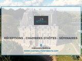 Château de Montbraye, locations de salles, gîtes et séminaires à Parigné-l'Evêque.