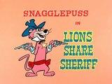 05 Leao da Montanha Lions Share Sheriff