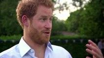 Le prince Harry devient rouge pivoine à cause de sa petite amie