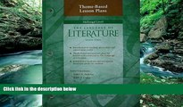 Deals in Books  McDougal Littell Language of Literature: Thematic Lesson Plans from the McDougal