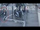 Roma - Rapina farmacia ma perde documenti dello scooter: arrestato (22.11.16)