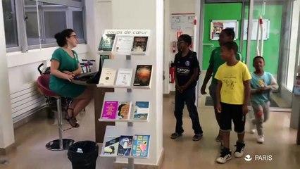 Bibliothèque Aimée Césaire