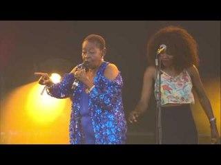 Calypso Rose - Calypso Queen (Live at Vieilles Charrues 2016)