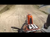 KTM 125 EXC cross ailly sur noye (GoPro HERO 2)