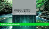 Big Sales  Designing Adaptive and Personalized Learning Environments (Interdisciplinary Approaches