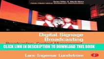 [READ] Online Digital Signage Broadcasting: Broadcasting, Content Management, and Distribution