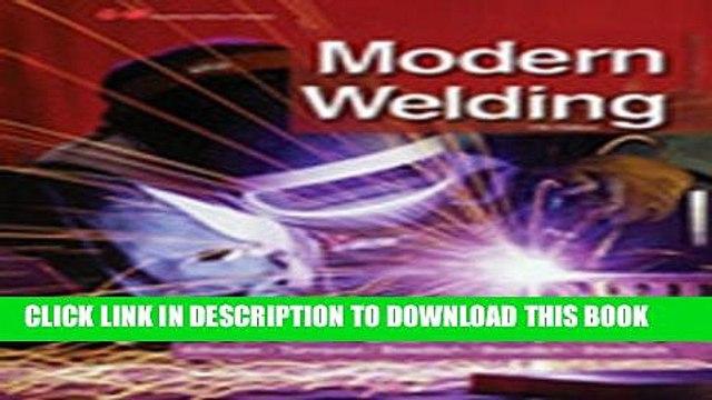 [READ] Online Modern Welding Free Download