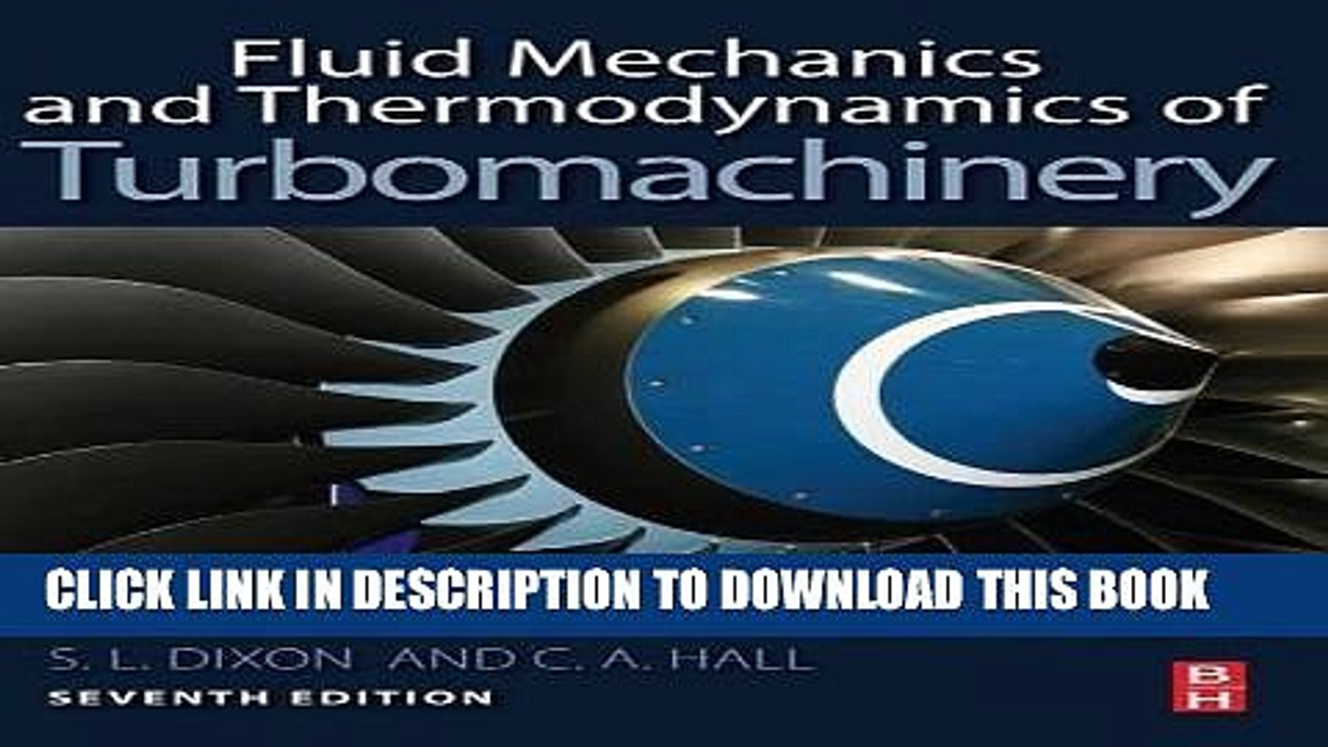 [READ] Online Fluid Mechanics and Thermodynamics of Turbomachinery, Seventh  Edition Free Download