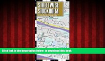 Best books  Streetwise Stockholm Map - City Center Street Map of Stockholm, Sweden (Streetwise