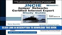 [READ] Online JNCIE: Juniper Networks Certified Internet Expert Study Guide Free Download