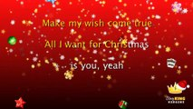 Mariah Carey - All I Want For Christmas Is You (Karaoke Version)