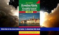 Read books  Croatian Coast: 1:200,000.  Istria - Dalmatia - Dubrovnik (English, Spanish, French,