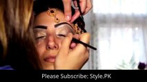How To Makeover Bridal Makeup 2016 Makeup Tutorial - Style.PK