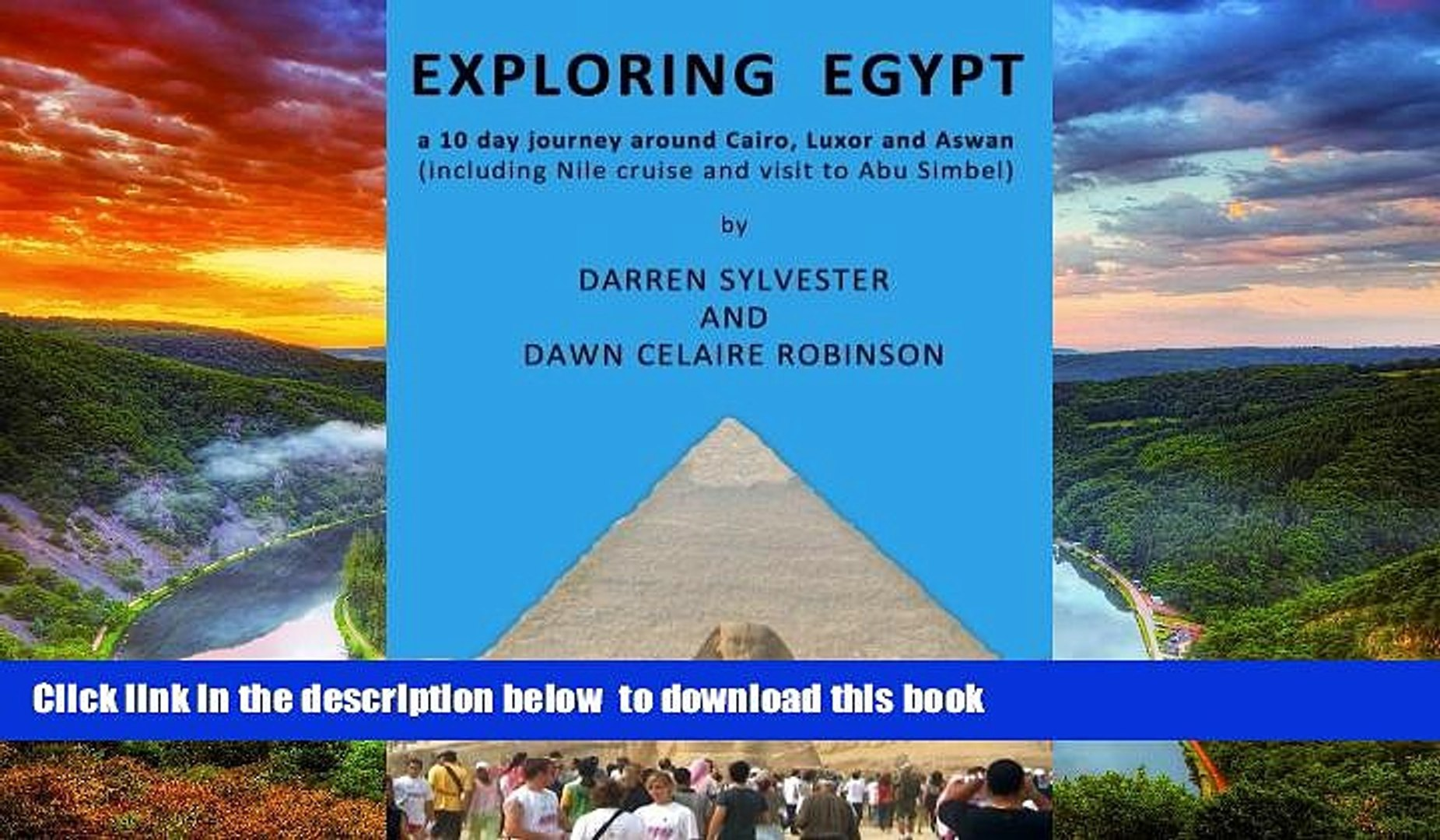 Exploring Egypt: A 10 day journey around Cairo, Luxor and Aswan