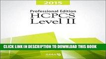 Best Seller HCPCS 2015 Level II Professional Edition (Hcpcs Level II (American Medical Assn)) Free