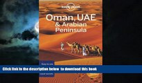 Read books  Lonely Planet Oman, UAE   Arabian Peninsula (Travel Guide) BOOOK ONLINE