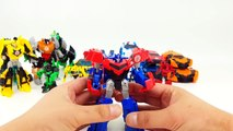 Transformers Robots in Disguise Adventure RID Optimus Prime Bumblebee 18 Vehicles Robot Car Toys