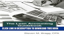 [FREE] Ebook The Lean Accounting Guidebook: Second Edition: How to Create a World-Class Accounting