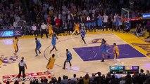 Nick Young Game-Winner  Thunder vs Lakers  November 22, 2016  2016-17 NBA Season