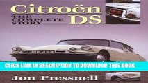 [DOWNLOAD] EPUB Citroen DS: The Complete Story Audiobook Online