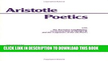Ebook Poetics: With the Tractatus Coislinianus, Reconstruction of Poetics II, and the Fragments of