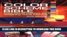Best Seller The Color Scheme Bible: Inspirational Palettes for Designing Home Interiors Free