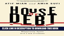 [PDF] Mobi House of Debt: How They (and You) Caused the Great Recession, and How We Can Prevent It