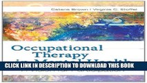 Ebook Occupational Therapy in Mental Health: A Vision for Participation Free Read