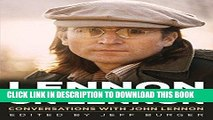 [PDF] Lennon on Lennon: Conversations with John Lennon (Musicians in Their Own Words) Full Colection