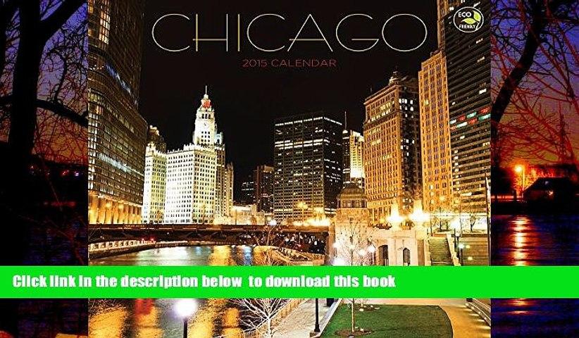 Best book  2015 Chicago Wall Calendar BOOOK ONLINE