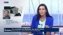"""""""La Fille de Brest"""" : Emmanuelle Bercot et Irène Frachon unies contre le Médiator"""