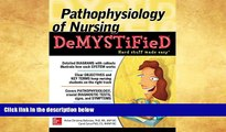 READ book Pathophysiology of Nursing Demystified BOOOK ONLINE