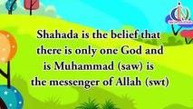 5 Pillars of Islam - Nasheed (Islamic Song)