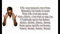 Dadju - Bonne (Paroles/Lyrics)
