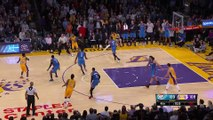 Nick Young Wins it for Lakers