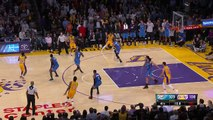 Nick Young Game-Winning 3-Pointer Against the Thunder