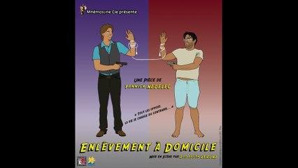 Enlèvement à Domicile - Bande Annonce 2016
