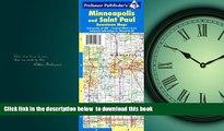 Best book  Minneapolis and Saint Paul (Minneapolis   Saint Paul: Downtown Maps) [DOWNLOAD] ONLINE