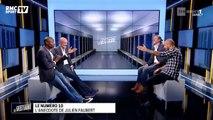 """Vestiaire - Faubert revient sur sa seule sélection en Equipe de France : """"Tout le monde me chambrait dans le vestiaire !"""""""