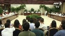 Colombie: signature jeudi du nouvel accord de paix avec les Farc